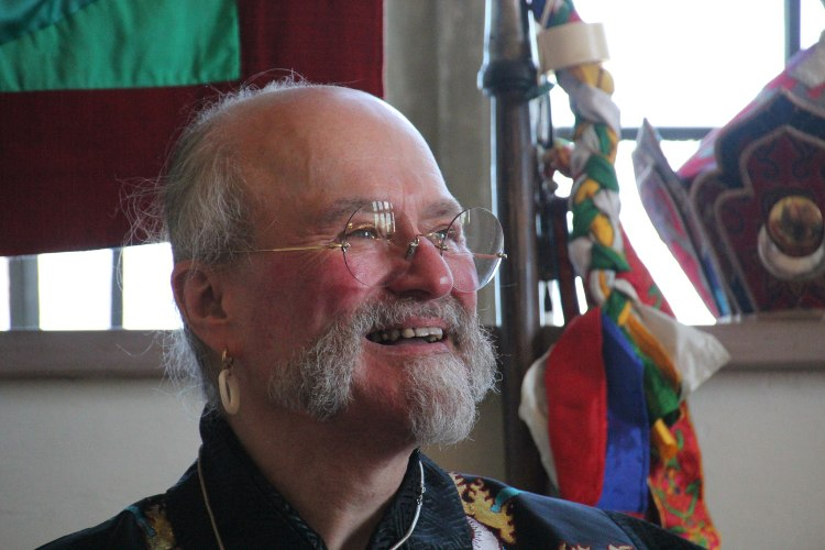 Ngak'chang Rinpoche